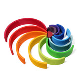 Grimm's Rainbow Stacker Large