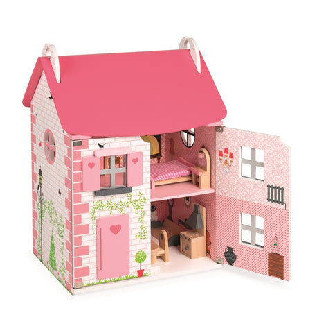 Mademoiselle Doll House Set