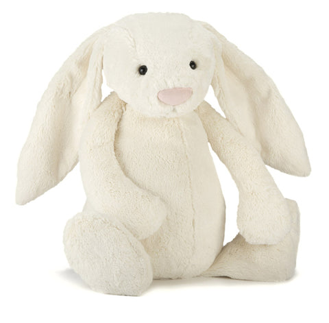 Jellycat Cream Bashful Bunny Really Big