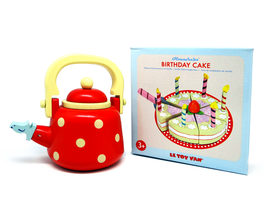 Yummy Tea & Cake Set
