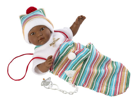 Cuquito Carry Baby Doll