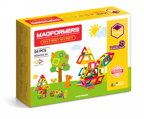 Magformers My First Activity Set
