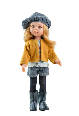 Dasha Autumn Doll