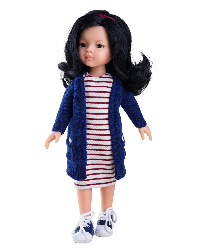 Preppy Liu Doll