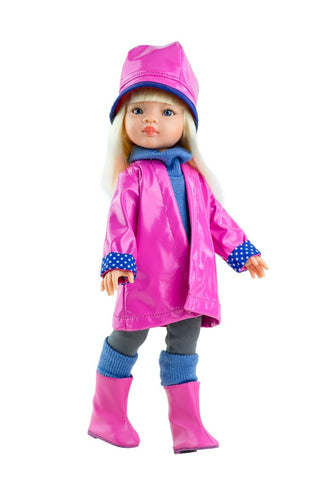 Manica Rainy Day Doll