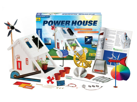 Power House Experiment Kit