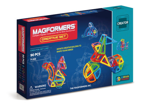 Magformers Award Winning Magnetics Set