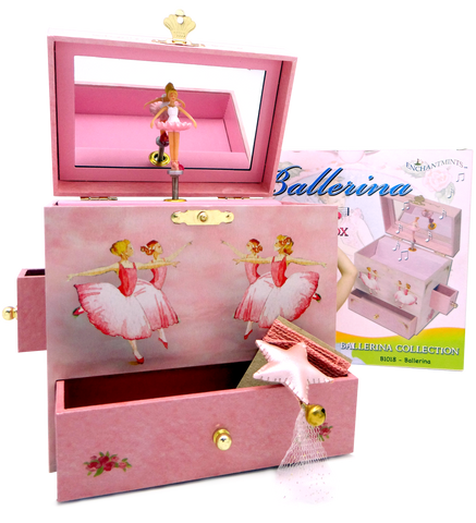 Jewellery Box - Ballerina