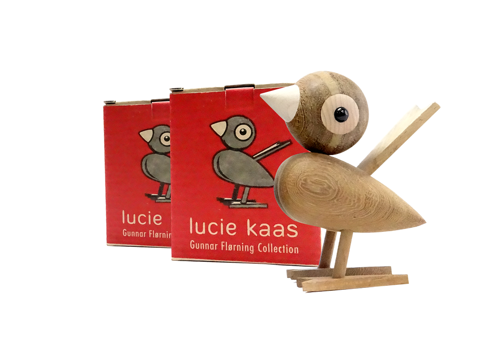Lucie Kaas Chestnut Sparrow Small