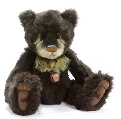Charlie Bear Isabelle Collection Pumpernickel