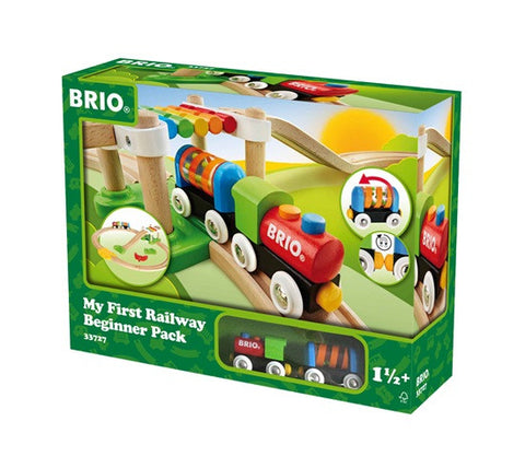 Brio My First Railway Beginner Pack