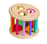 One Year Old Sorting And Building Blocks and Shape Sorter Set