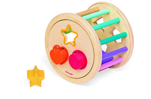Janod Colourful Shape Sorter