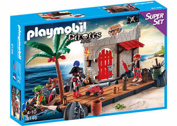 Pirate Playmobil Super Set 6146 Jasper Junior