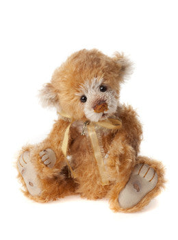 Charlie Bear Snug Jasper Junior Isabelle Lee Collection