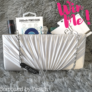 Borrowed by Design Wedding Purse Giveaway