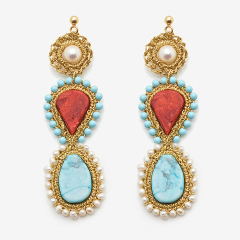 ATALANTI I EARRINGS
