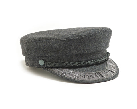 FINE WOOL FISHERMANS CAP