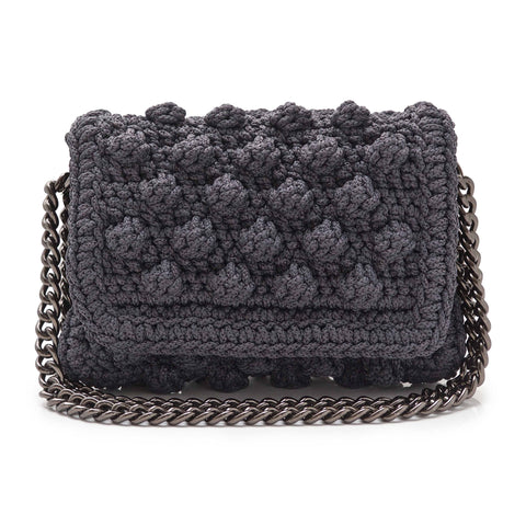 Crochet 'Bubble' Shoulder Bag