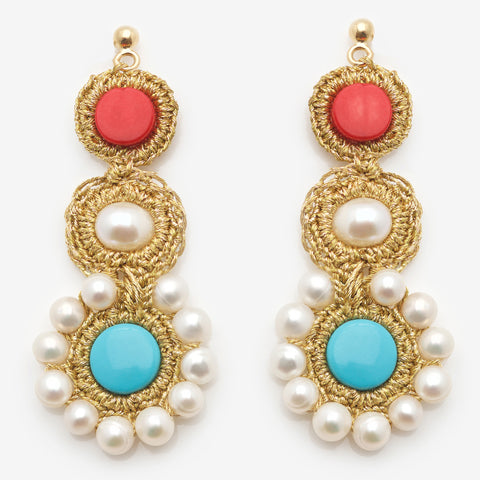 APHRODITE I EARRINGS