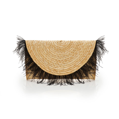 Feather | Clutch