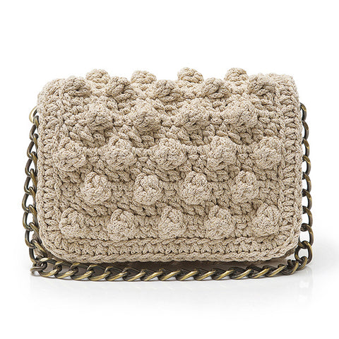 KNOT I CROCHET BAG