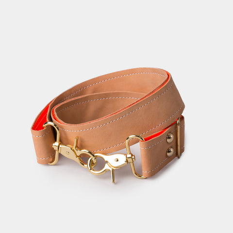 CASSIOPI I LEATHER STRAP