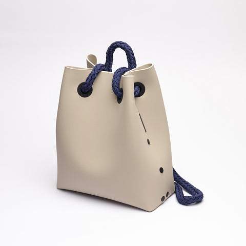 Backpack | Stone/Navy