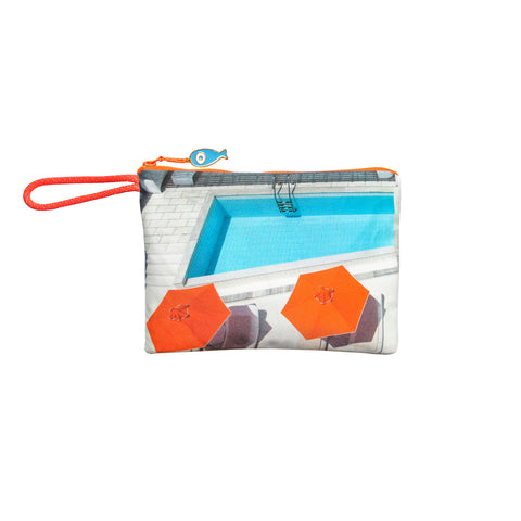 SMALL WATERPROOF CLUTCH  - FRESH PERSPECTIVE