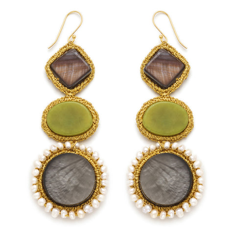SYMI II  I EARRINGS