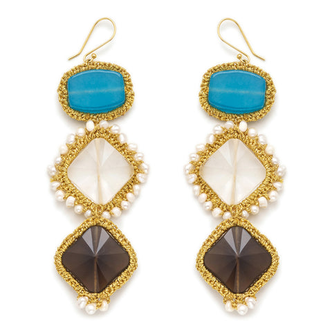 SYROS II  I EARRINGS