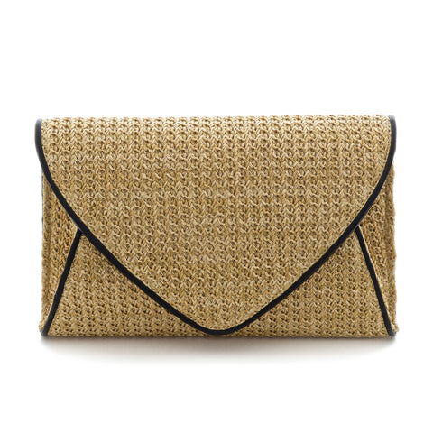 Lily Rose | Nero Clutch