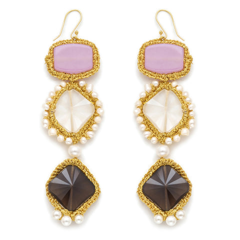 AEGINA II  I EARRINGS