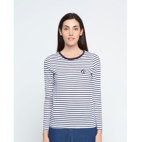 BRETON T-SHIRT - Long Sleeve