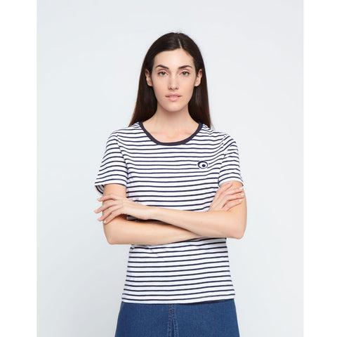 BRETON T-SHIRT - Short Sleeve