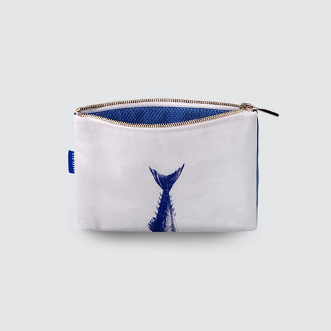 KINI I BLUE CLUTCH