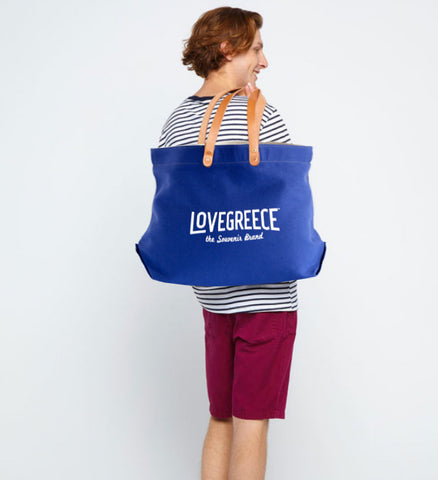 Crete | Canvas Bag