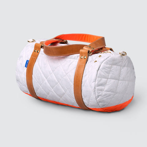 MINI CASSIOPI DUFFLE - Orange