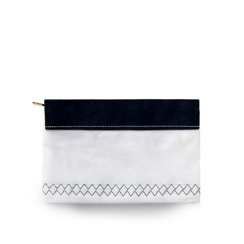 MARINA MINI LEATHER CLUTCH