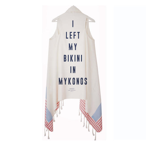 Mykonos Blue | Coverup