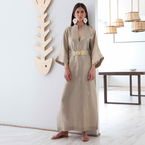Xanthippe | Kaftan Dress
