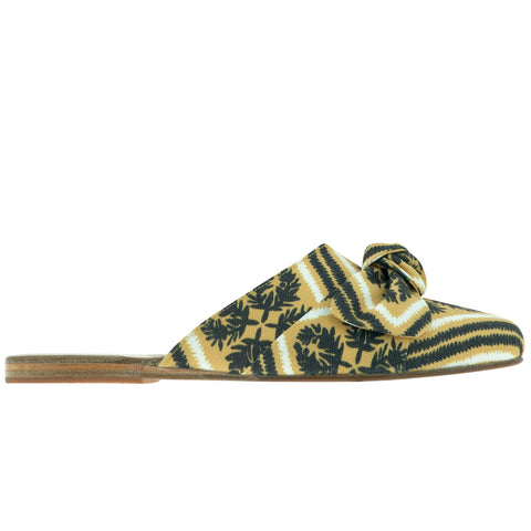 PASOUMI BOW LOAFERS