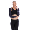 SP Arms - Shoulder Wrap Crystal	[Navy] - SParms