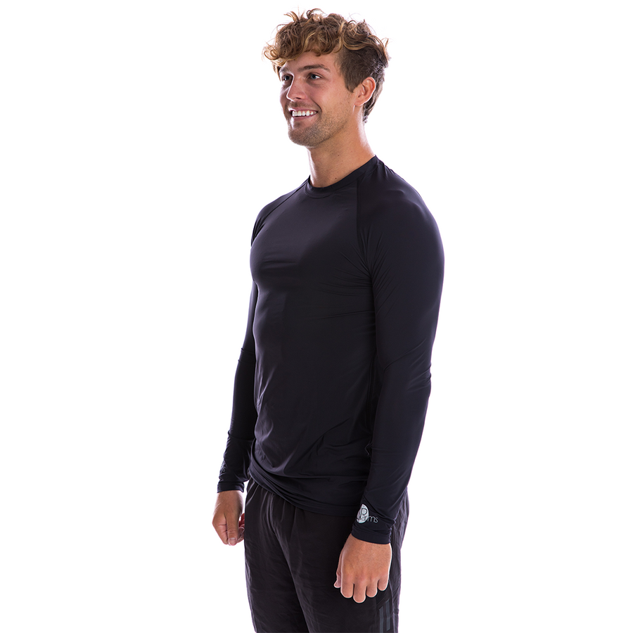 SP Body - Men's Round Neck [Black]