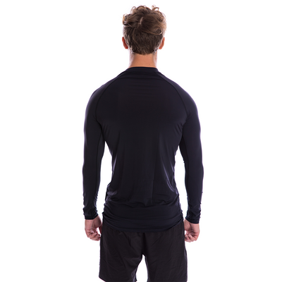 SP Body - Men's Round Neck [Black] - SParms