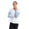 SP Arms - Sun Sleeves Crystal [Grey] - SParms