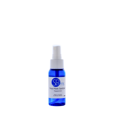 SParms - Face Mask Sanitiser Spray