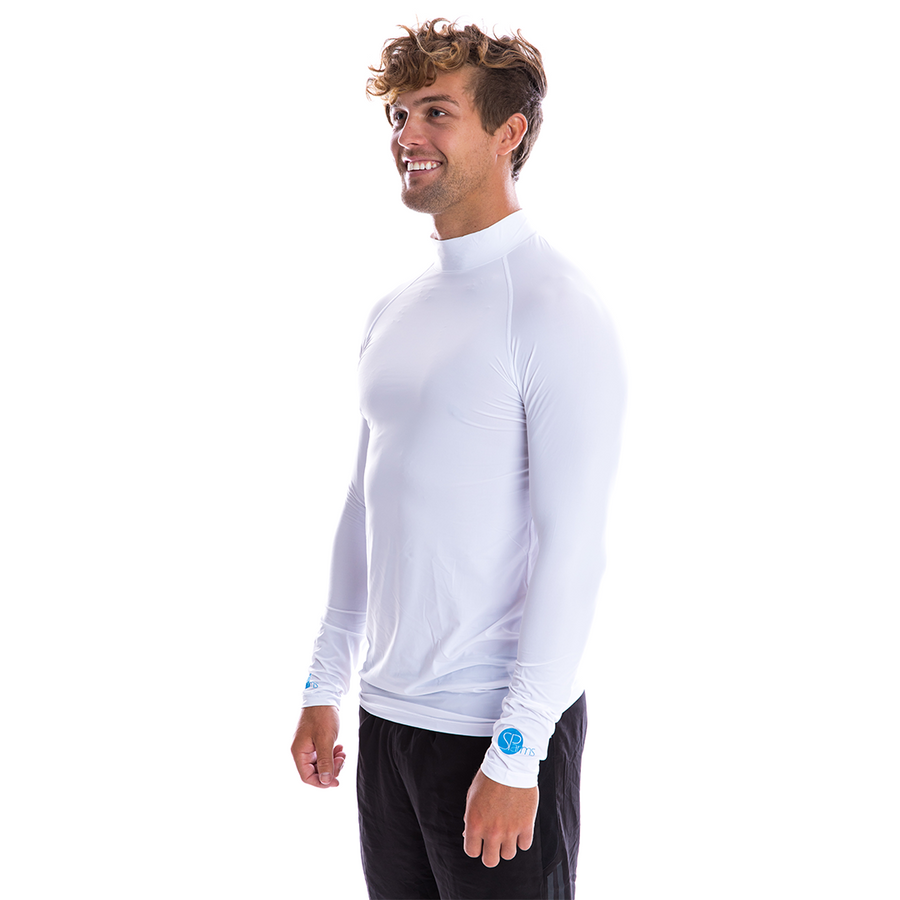 SP Body - Men's High Neck [White]