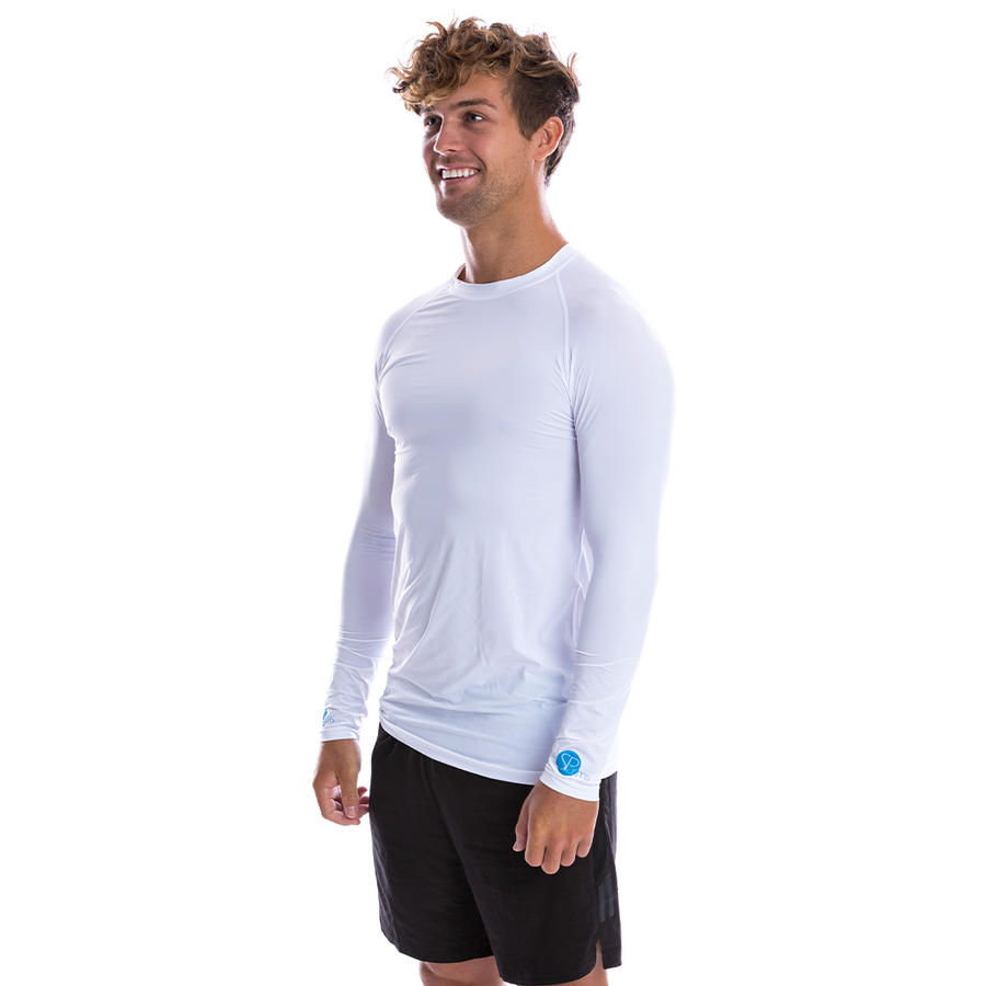SP Body - Men's Round Neck [White]