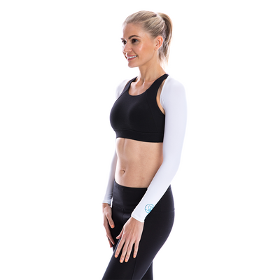 SP Arms - Shoulder Wrap Crystal	[White] - SParms